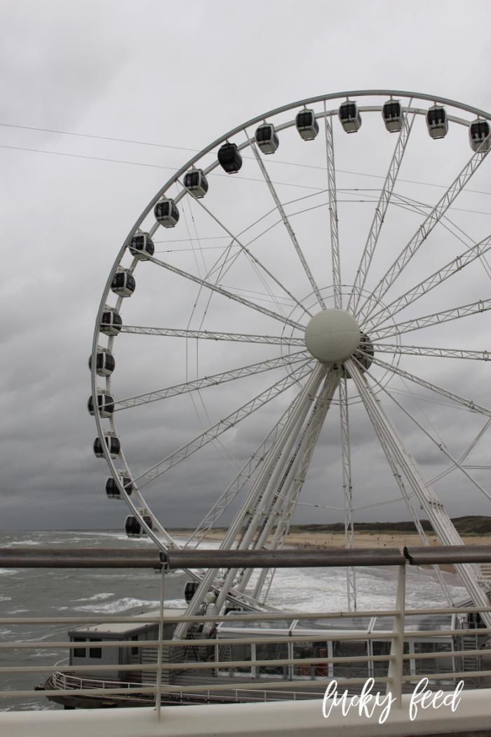 Den Haag, Den Haag Strand, Den Haag Riesenrad