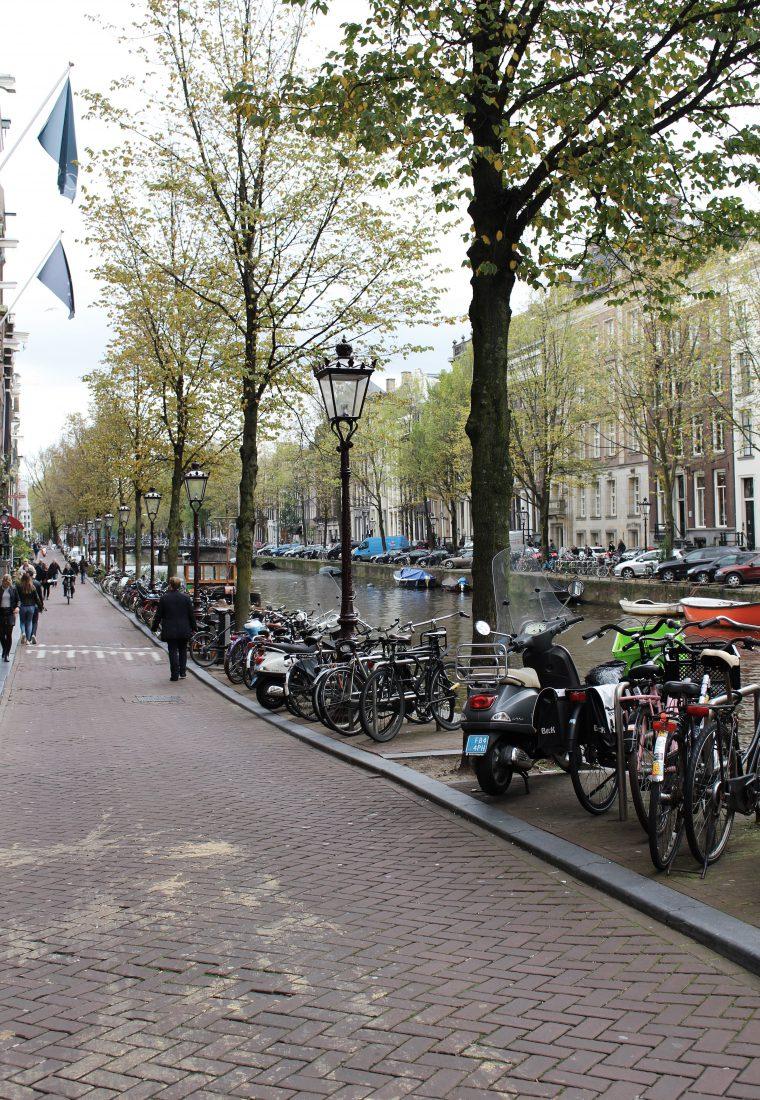 Städtetrip: Amsterdam im Herbst