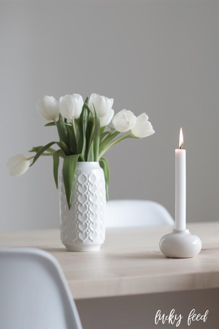 Tulpen, Tulpenliebe, Frühlingsblumen, Kerzenständer a simple mess, Wohnzimmer