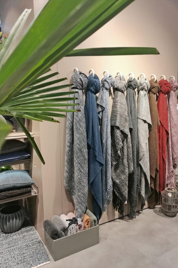 Interior Trends, Trendset, Broste Copenhagen, Plaids, Decken