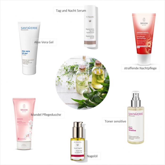 Naturkosmetik, vegane Kosmetik, natürliche Kosmetik, Kosmetik