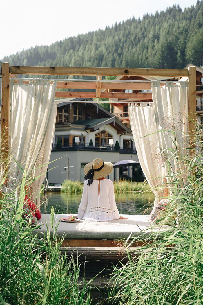 Forsthofgut Naturhotel, Wellnesshotel, Hotel, Auszeit, Wellness, Entspannung, Waldspa