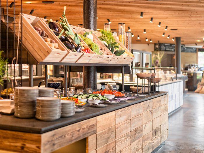 Forsthofgut Naturhotel, Wellnesshotel, Hotel, Auszeit, Wellness, Entspannung, Kulinarik, Buffet