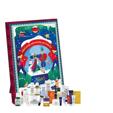 Adventskalender, Beauty Adventskalender, Adventskalender für Frauen, Naturkosmetik Adventskalender, Kiehl's Adventskalender