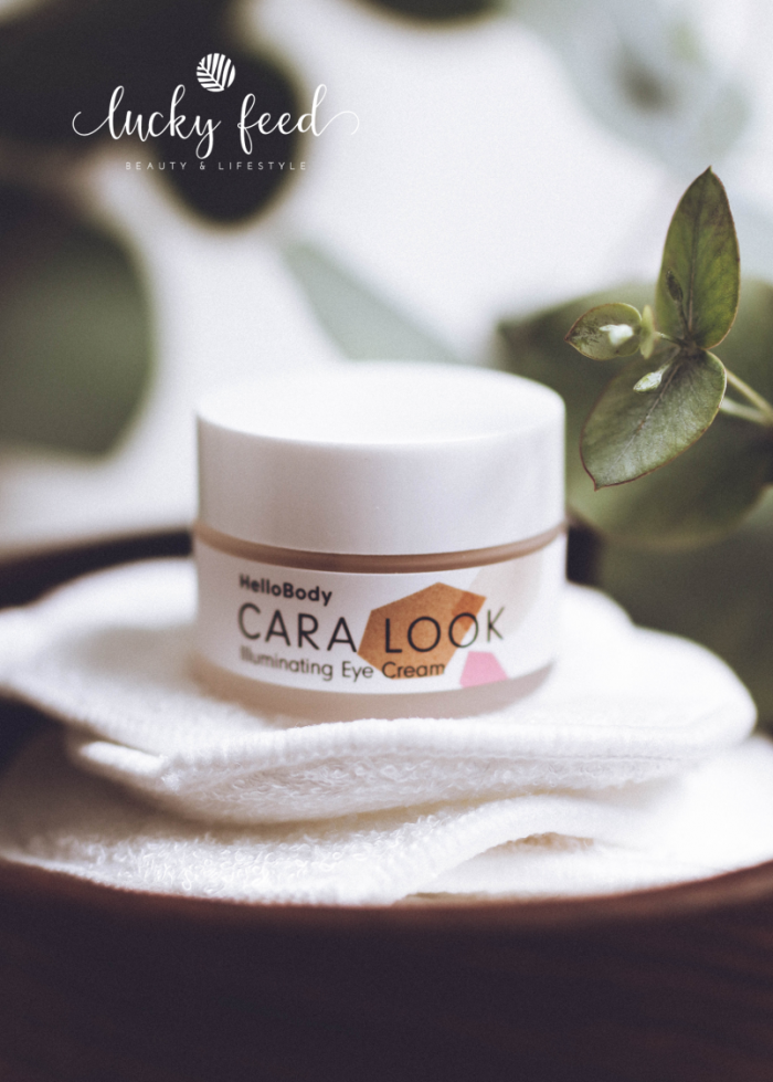 HelloBody, HelloBeReal, Cara Look, Augencreme HelloBody, Cara Look HelloBody, Cara Look Iluminating Eye Cream