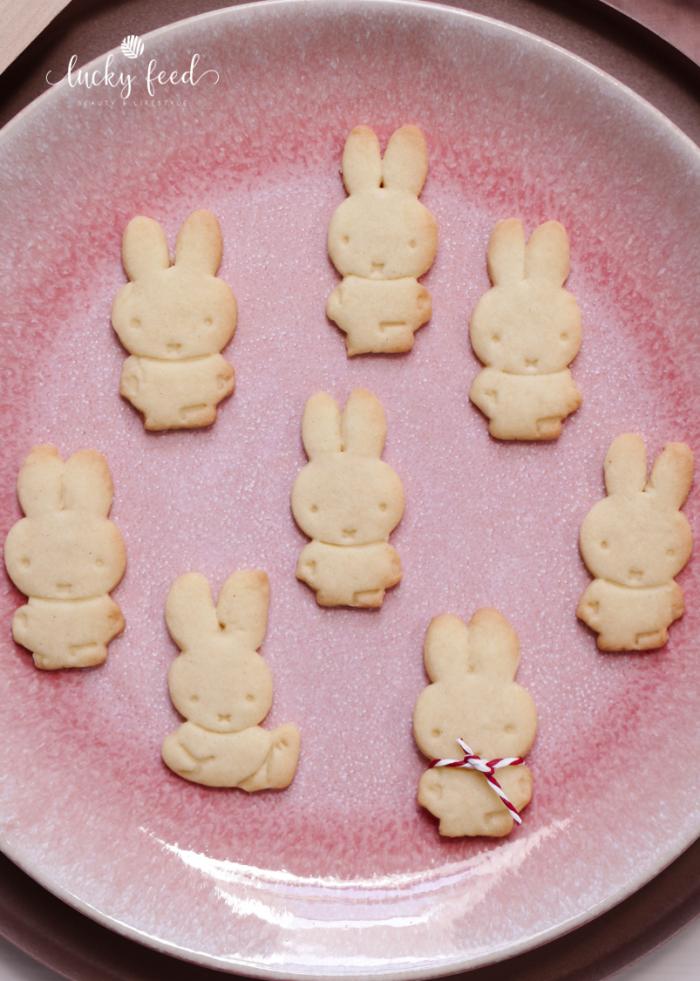 Miffy Kekse, Miffy, Miffy Cookies, Butterkekse, Butterkekse Rezept, Miffy cookies recipe, Ausstechkekse, Ausstechkekse Rezept, Kekse