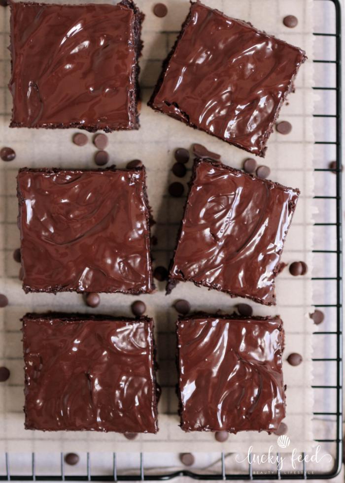Brownies, leckere Brownies, saftige Brownies, saftige Brownies Rezept, amerikanische Brownies Rezept, double chocolate Brownies, brownies recipe